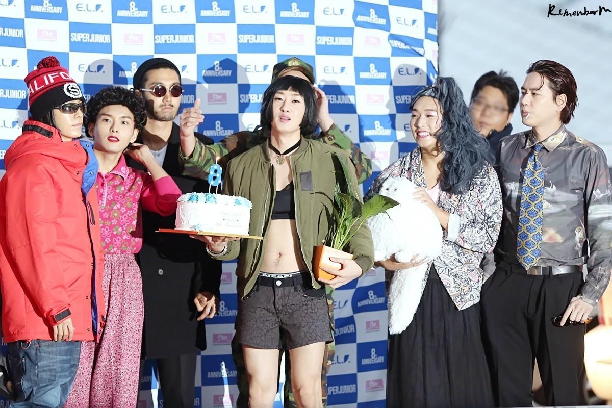 1106SJ出道八周年仁川机场