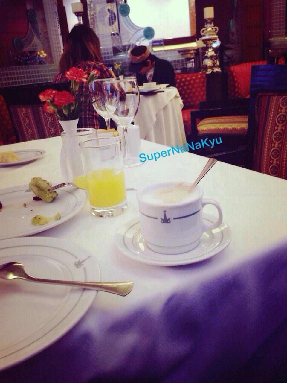 08112013墨西哥酒店吃早餐 (1)
