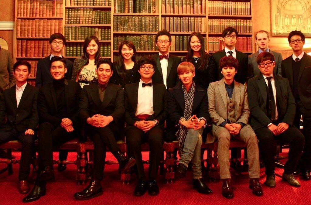 Super Junior Talk at Oxford Uni