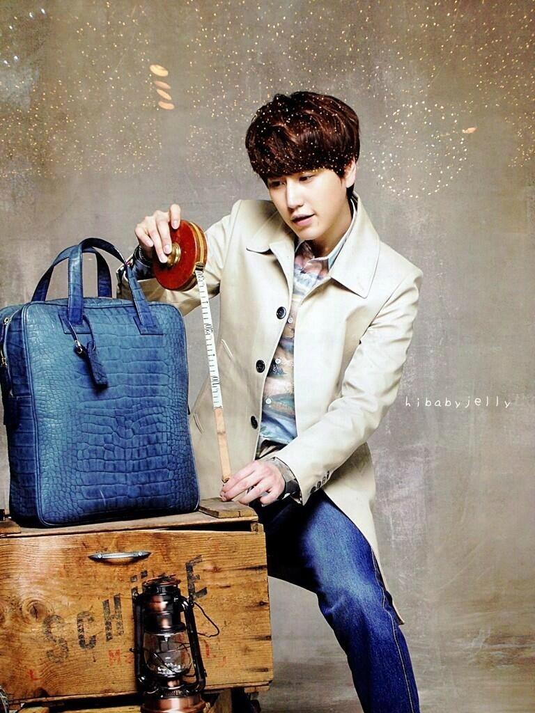 Lotte new window display - Super Junior (1)