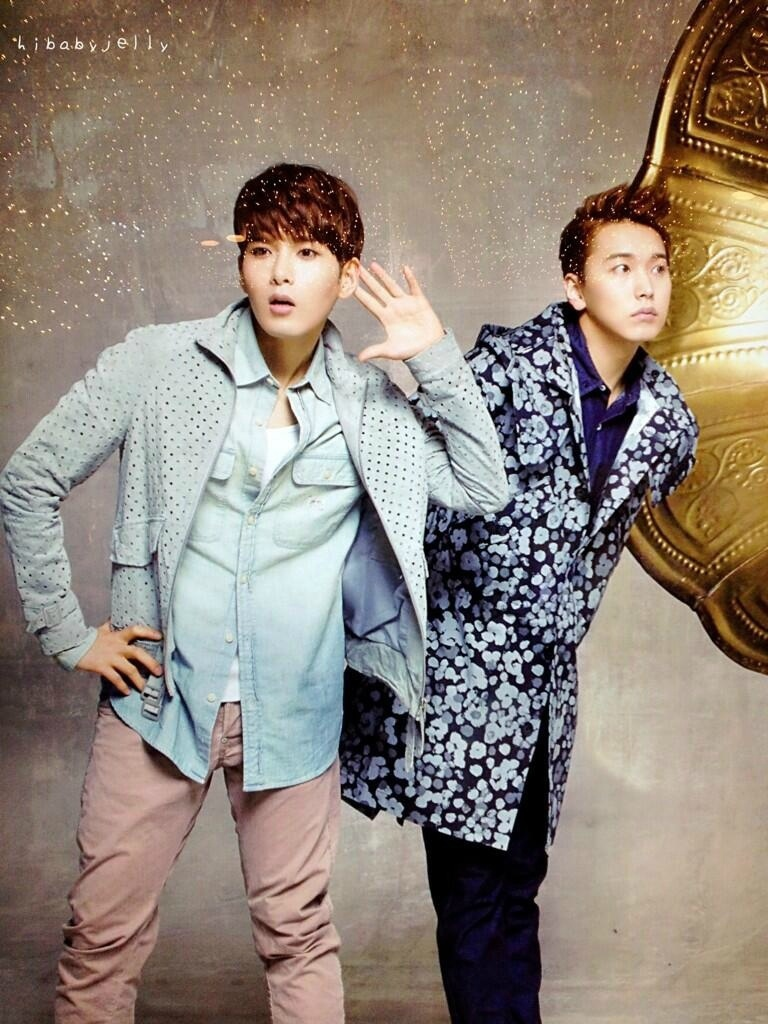 Lotte new window display - Super Junior (2)