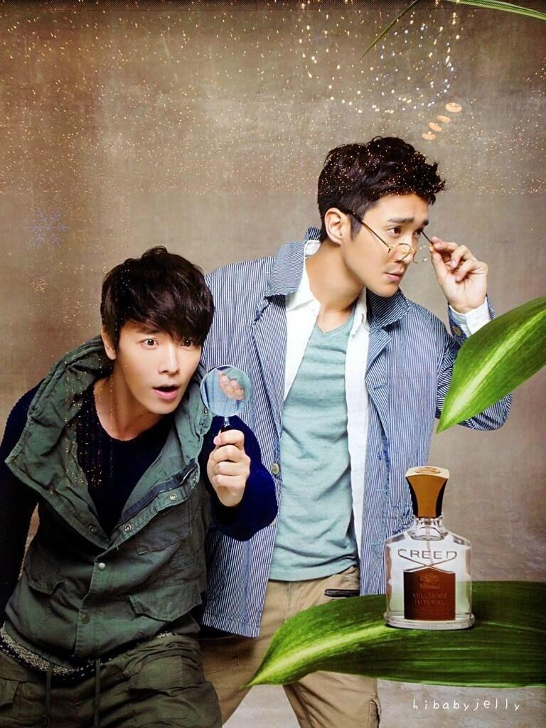 Lotte new window display - Super Junior (5)