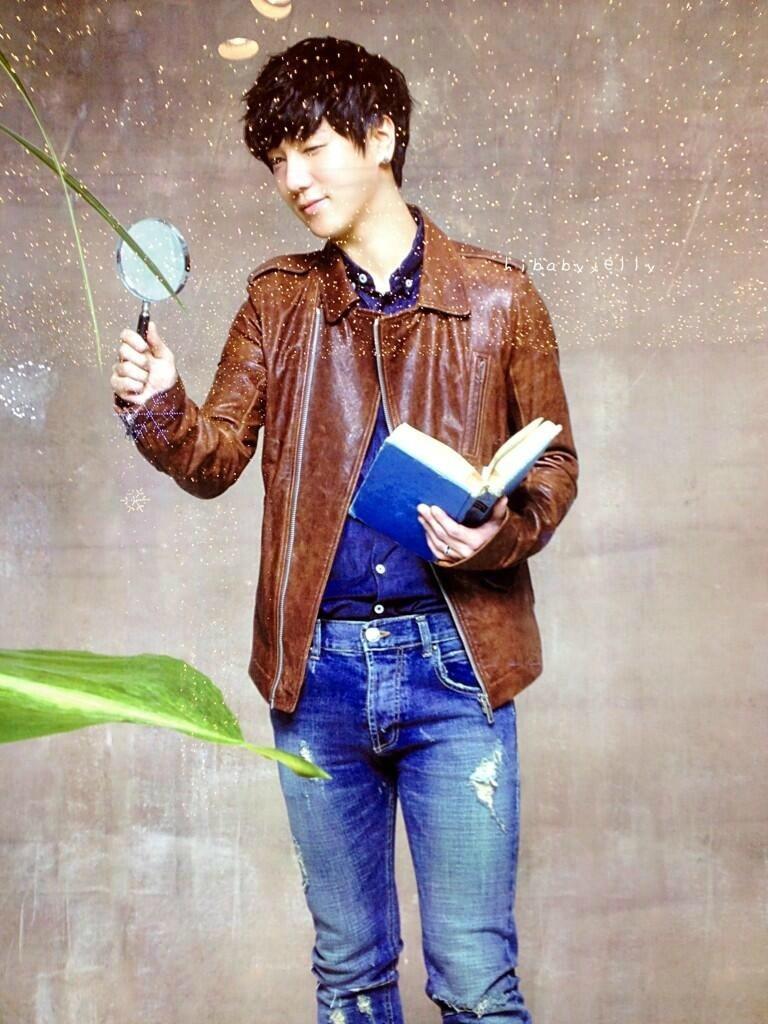 Lotte new window display - Super Junior (3)