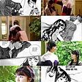 宮與漫畫對比圖