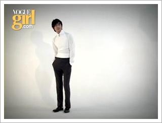 VOGUE GIRL 白色王子宮廷風系列