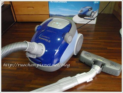 【抗敏】抗塵蟎吸塵器 Electrolux Oxy3system ZO-6350.JPG