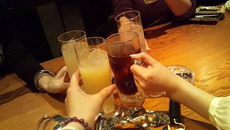 慶祝福井場無事終了