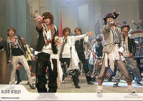 J-WEB限定照 - Don't U Ever Stop(KAT-TUN-2).jpg @ ruochi的相簿 :: 痞客邦 PIXNET