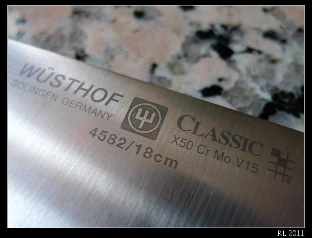 Wusthof Wüsthof 三叉牌 刀子推薦 磨刀