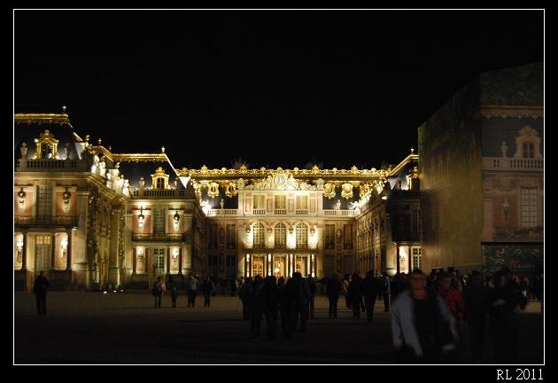 巴黎自助旅行 自助旅行 背包客 凡爾賽宮