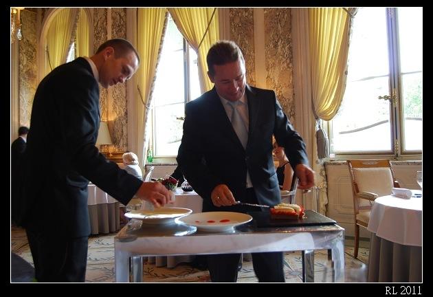 巴黎自助旅行 自助旅行 巴黎星廚 巴黎美食 Le Meurice