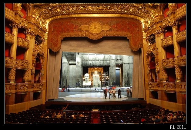 巴黎自助旅行 自助旅行 背包客 巴黎歌劇院 加尼葉