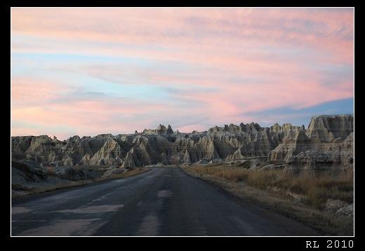 美國公路旅行 Badlands National Park 惡地國家公園