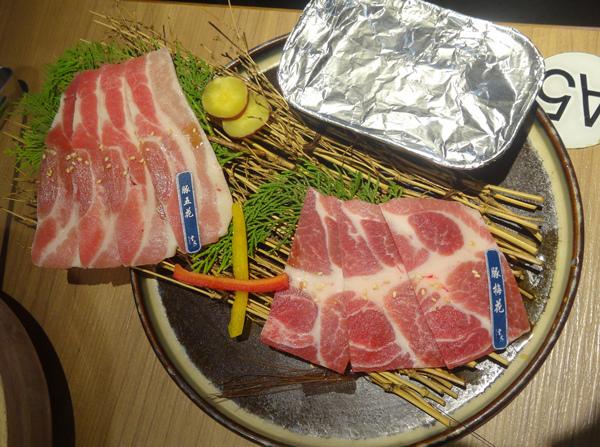 台中西屯區 雲火日式燒肉 五花肉.jpg
