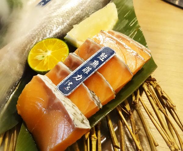 台中西屯區 雲火日式燒肉 鮭魚菲力.jpg