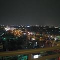 耐斯飯店看出的夜景