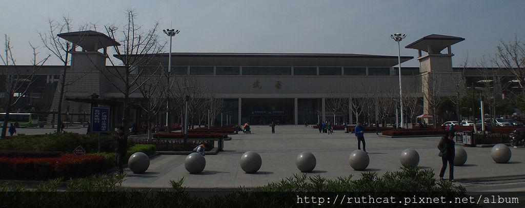 武昌火車站