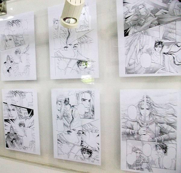 林玉琴老師原畫展44