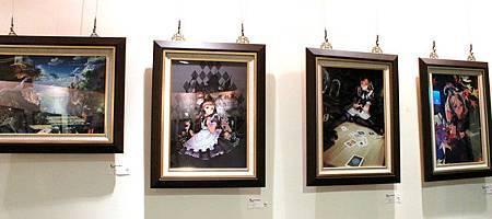 2012年亞洲名家插畫展09