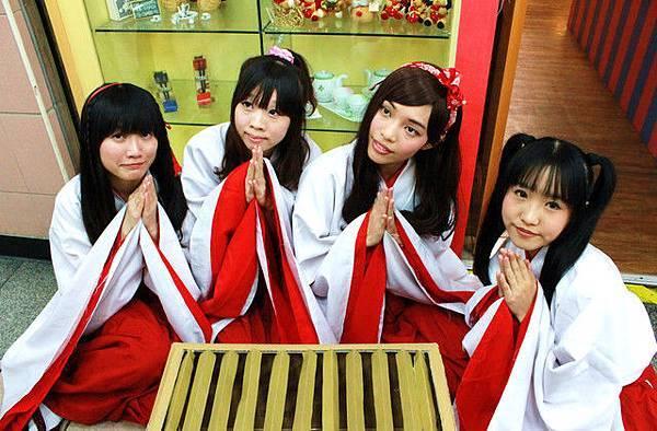 夢幻學園-新春巫女祭17