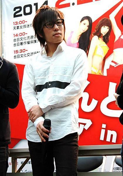 103日本動漫音樂趴vol.1簽票會06