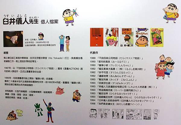 103蠟筆小新展-年表01