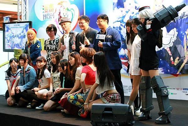 103漫博-少女兵器PV歌曲發表&主唱選秀會16