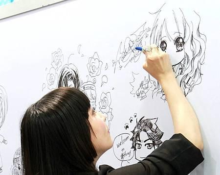 第3屆夢哈尼-三月兔老師親繪10