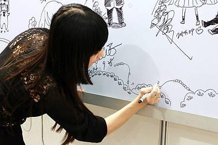 第3屆夢哈尼-三月兔老師親繪15