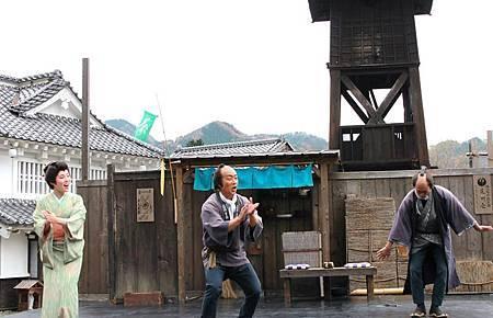 2014江戶村-戶外劇場03