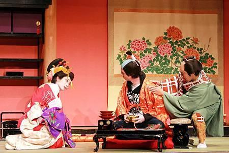 2014江戶村-花魁表演15