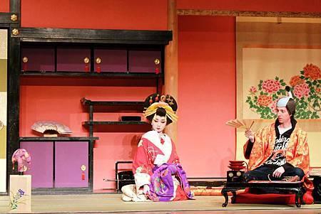 2014江戶村-花魁表演14