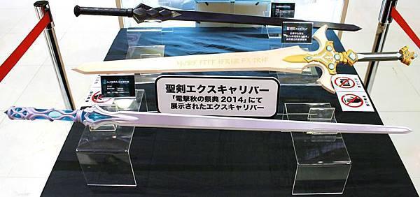 104SAOII動畫設定展-相關01