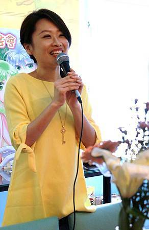 104櫻花祭小威老師簽書會07