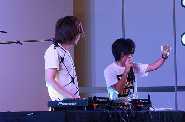 104漫博-ゆよゆっぺ&八王子P日本主題館LIVE26
