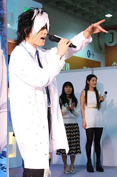 105動漫節-UMI☆KUUN簽唱會14