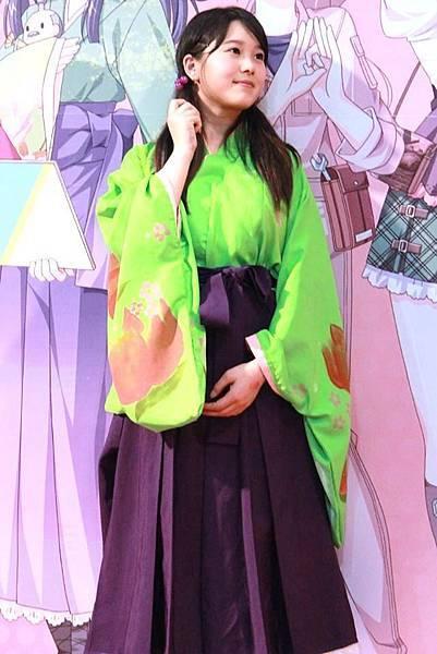 105高雄動漫節-知多娘簽唱會26