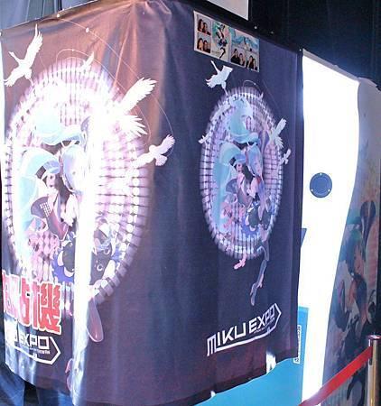 MIKU EXPO看得見的聲音特展-週邊4