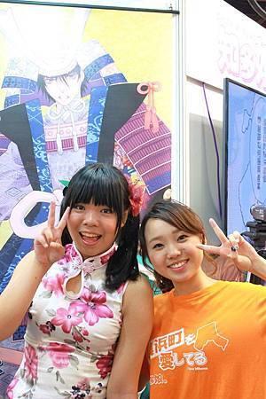 2016台北國際夏季旅展-Touch The JAPAN02