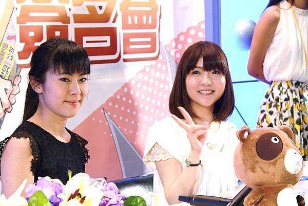 105漫博會-小澤亞李簽名會10