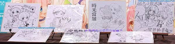 2016年第四屆夢Honey嘉年華-手繪板03