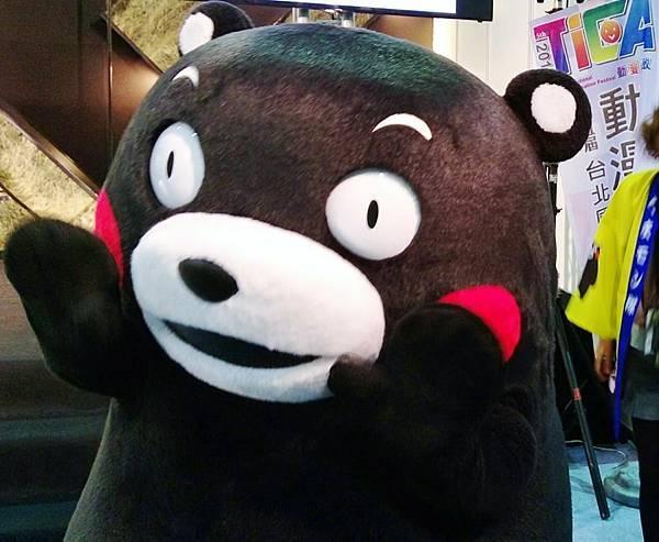 106動漫節-熊本熊KUMAMON05