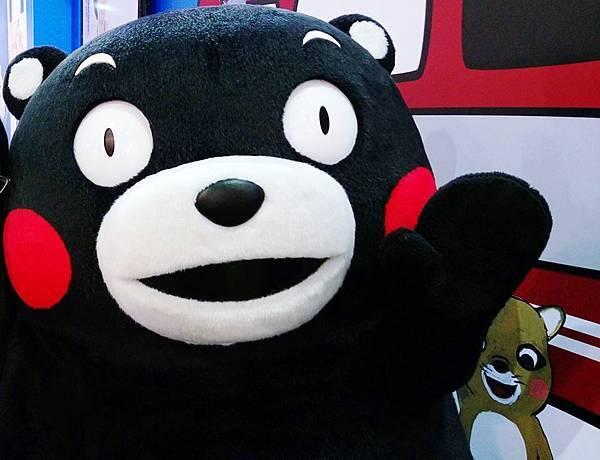 106動漫節-熊本熊KUMAMON07