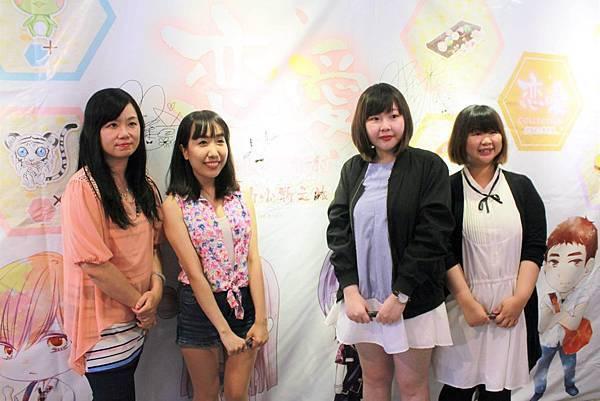 戀愛原創桌遊發表會-漫畫家24