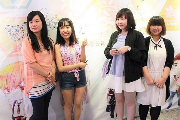 戀愛原創桌遊發表會-漫畫家28