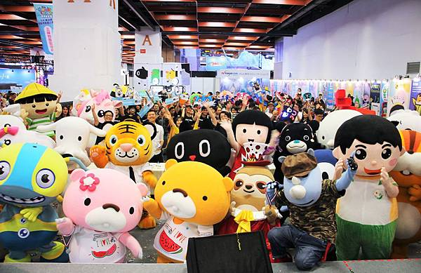 108漫博-吉祥物大賽139