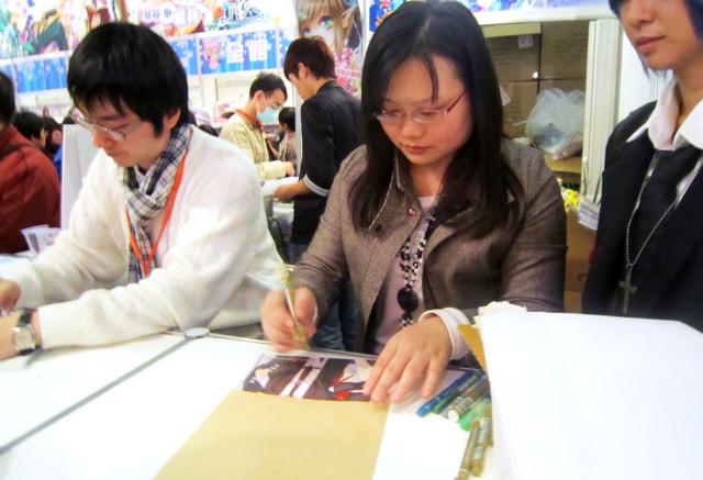 CHuN與貓邏簽名會02