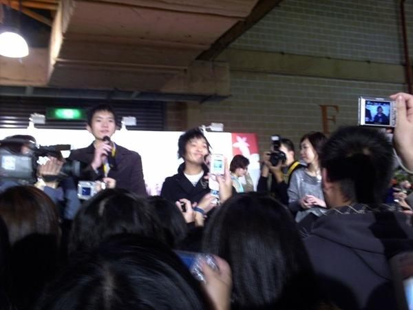 山口勝平簽名會3