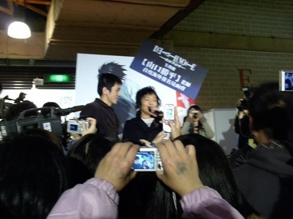 山口勝平簽名會4