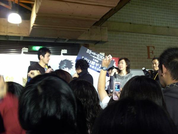 山口勝平簽名會7